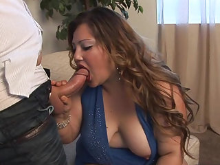 Fatty wants dick in reality porn video