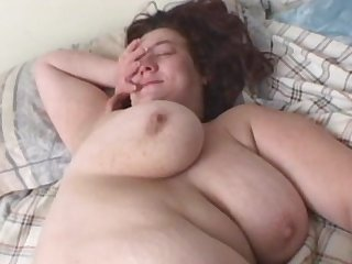 Tasty dick for a fatty mature