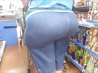 Massive Booty Mature