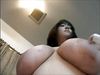 Japanese big tits cute