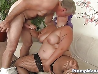 Fat bbw banged doggystyle