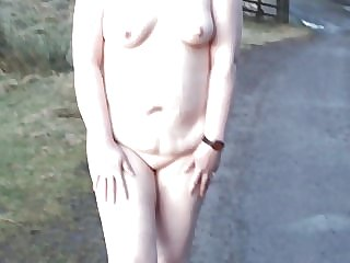 my wife nude walk in the country comments please